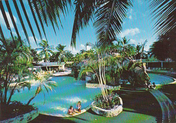 Swimming Pool Bahamas Princess Hotel Nassau Bahamas