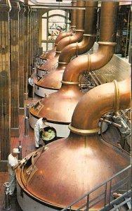 Brew House at Pabst's Milwaukee brewery Milwaukee, Wisconsin, USA Unused