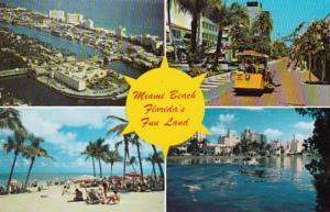 Florida Miami Beach Multi View