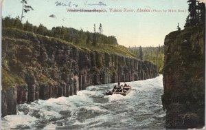 White Horse Rapids, Yukon River, Alaska - 1907