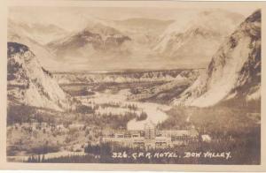 RPPC CPR Hotel - Bow Valley, Alberta, Canada - Byron Harmon