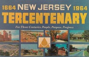 New Jersey , 1964 ; Tercentenary