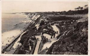 The Zig Zag, West Cliff, Bolrnemouth 1947
