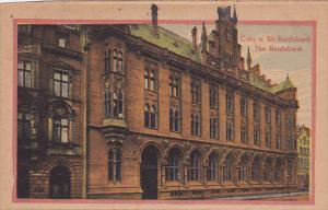 COLN, North Rine-Westphalia, Germany, 1900-1910's; A. Rh. Reichsbank, The Rei...