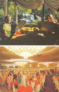 Honolulu Hawaii~Lotus Room at The Pagoda~C'est Si Bon Supper Club 1950s