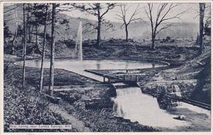 Arkansas Eureka Springs Blue Spring