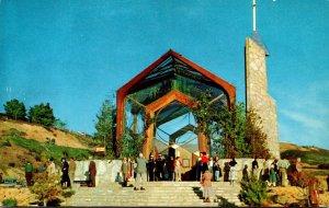 California Rancho Palos Verdes The Wayfarers' Chapel