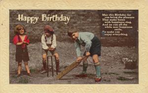 CRICKET ; Happy Birthday , 00-10s