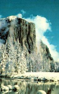 California Yosemite National Park El Capitan