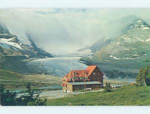 Pre-1980 ICEFIELD CHALET HOTEL Banff Alberta AB H6199