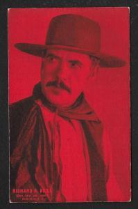 ARCADE CARD Cowboy Entertainer Richard Neill
