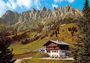 Muehlbach am Hochkoenig Arthurhaus Gaststatte mit allem Komfort Pension Mountain