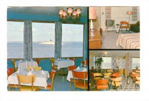 Motel Natation, St Antoine de Tilly , Quebec, Canada , PU-1974