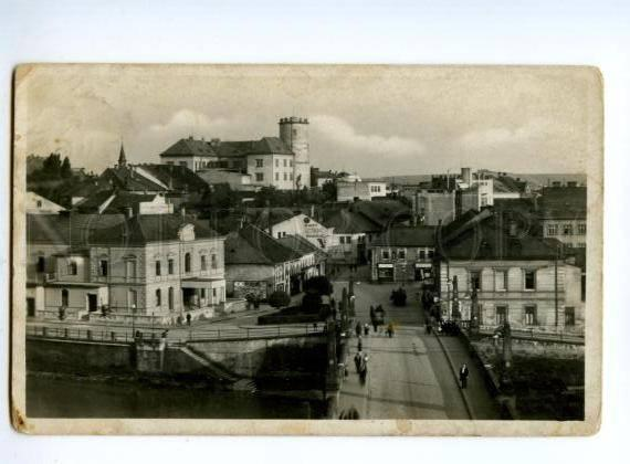 132959 Czech Republic PREROV Vintage photo postcard