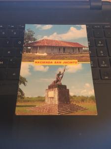 Vintage Postcard: Hacienda San Jacinto , Nicaragua