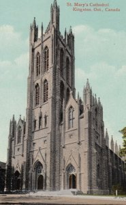 KINGSTON, Ontario, Canada, 1900-10s; St. Mary's Cathedral