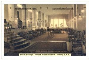 South Lounge, Hotel Wellington, Albany NY