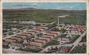 Ohio Cincinnati City Hospital 1922