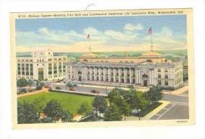 Rodney Square, Wilmington, Delaware, 30-40s