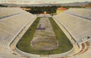 Greece Athens Le Stade The Stadium