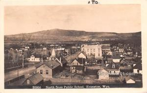 North from Public School