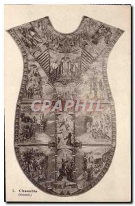 Postcard Old Chasuble front