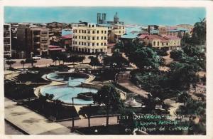 RP, Laguna Artificial En El Parque Del Centenario, Guayaquil, Ecuador, 1920-1...