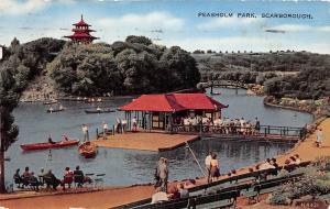 England Peasholm Park, Scarborough 1960