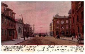 Nova Scotia Sydney , Dorchester Street