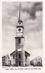 RP; BOSTON, Massachusetts, 1930-1940's; Christ Church The Old North Church O...