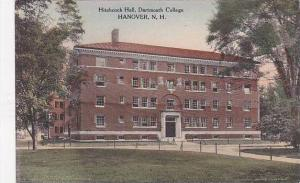 New Hampshire Hanover Hitchcock Hall Dartmouth College Albertype