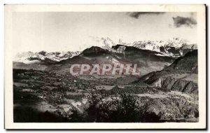 Old Postcard Thonon Les Bains Dent D & # 39Oche