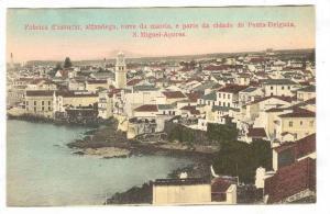 Fabrica d'Assucar, Alfandega, Torre Da Matriz, E Parte Da Cidade De Ponta Del...