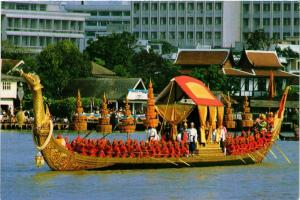 CPM THAILAND The Royal Barge Suphannahong in the Rattanakosin (345599)