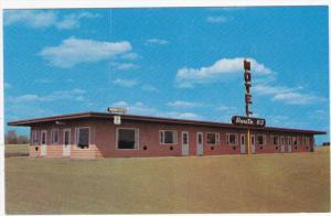 Route 83 Motel , ROBLIN , Manitoba , Canada , 50-60s