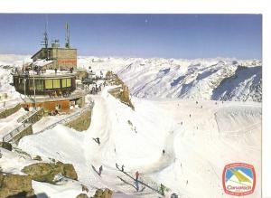 Postal 037483 : Corvatsch-Bergstation