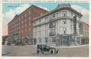 HAMILTON , Ontario , 1910s ; Hotel La Salle