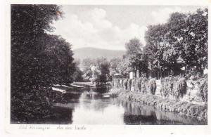 Germany - Bad Kissengen - An der Saale WWII Fieldpost Cancel