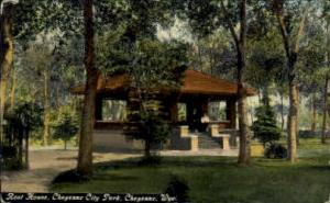 Rest House, Cheyenne City Park