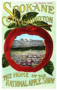 Washington Spokane   Home of the National Apple Show