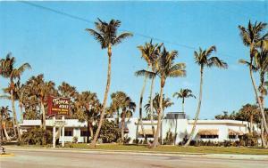 Boynton-Delray Beach Florida~Tropical Acres Restaurant~Steakhouse~1950s Roadside