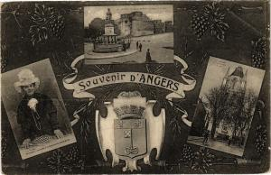 CPA Souvenir d'ANGERS (189828)