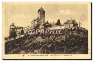 Old Postcard Koenigsbourg D View Together