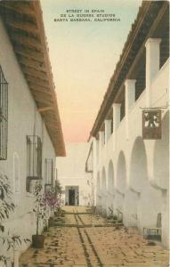 Albertype De La Guerra Studios Santa Barbara California 1920s Postcard 3516
