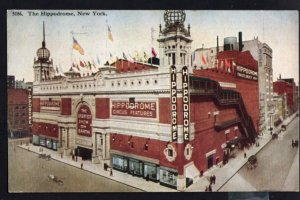 NY NEW YORK CITY Hippodrome occupies an entire block on Sixth Ave. -pm192? - DB