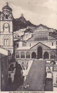 Italy Amalfi Panorama La Cattedrale del X Secolo