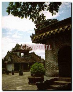Modern Postcard Hue Vietnam Emperor Tu Duc Mausoleum & # 39s