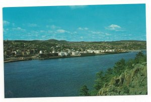 CHICOUTIMI, Province of Quebec, Canada, 1940-60s; View from Cape St. Francois