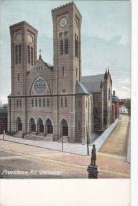 PROVIDENCE, Rhode Island, 1900-1910´s; Cathedral