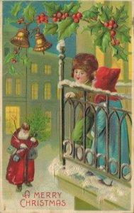 A Merry Christmas - Santa Claus On The Street 04.02